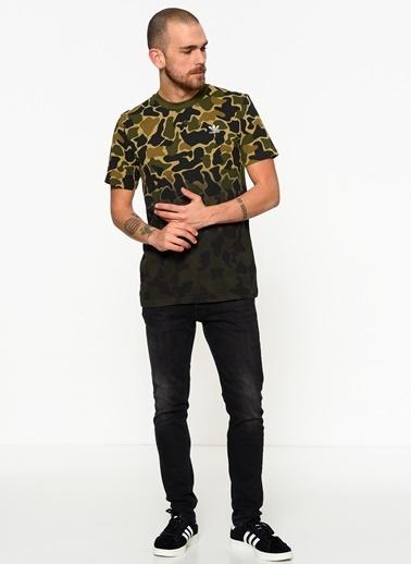 Bisiklet Yaka Tişört-adidas
